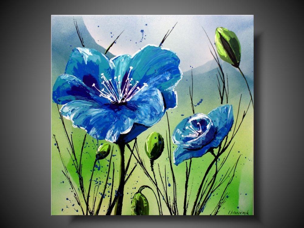 Obrazy Obrazy Ręcznie Malowane Obrazy Kwiaty Owoce