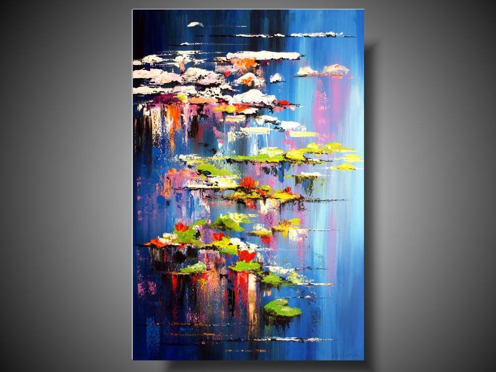 Obrazy Obrazy Ręcznie Malowane Obrazy Abstrakcja